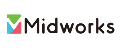 Midworksロゴ